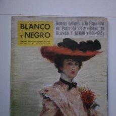 Coleccionismo de Revista Blanco y Negro: BLANCO Y NEGRO-NOVIEMBRE 1960. Lote 26819114