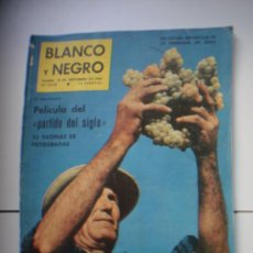 Coleccionismo de Revista Blanco y Negro: BLANCO Y NEGRO - SEPTIEMBRE 1960 - Nº2523. Lote 26634652