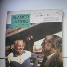 Coleccionismo de Revista Blanco y Negro: BLANCO Y NEGRO - NOVIEMBRE 1959 - Nº2482. Lote 26634653
