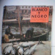 Coleccionismo de Revista Blanco y Negro: BLANCO Y NEGRO - ENERO 1959 - Nº2438. Lote 26634658