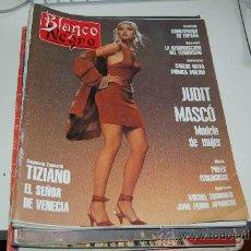 Coleccionismo de Revista Blanco y Negro: JUDIT MASCÓ. Lote 20580360
