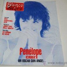 Coleccionismo de Revista Blanco y Negro: PENÉLOPE CRUZ. Lote 27226225