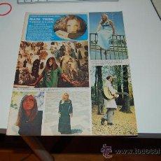 Coleccionismo de Revista Blanco y Negro: MARI TRINI: REPORTAJE BIOGRÁFICO ILUSTRADO. MEDIADOS DE LOS AÑOS 70. Lote 20320001