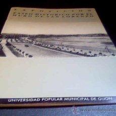 Colecionismo de Revistas Preto e Branco: EXPOSICION: PASEO HISTORICO POR EL MURO DE SAN LORENZO. GIJON. UNIVERSIDAD POPULAR DE GIJON 1989.. Lote 23425418