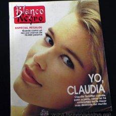 Coleccionismo de Revista Blanco y Negro: REVISTA BLANCO NEGRO 3833 DICIEMBRE 1992 ABC FOTOS CLAUDIA SCHIFFER MODA MARLENE DIETRICH BOXEO. Lote 26789245
