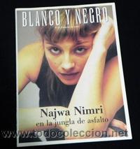 REVISTA BLANCO Y NEGRO Nº 4206 FEBRERO 2000 - NAJWA NIMRI - KEVIN SPACEY - CINE TOROS CORROCHANO (Coleccionismo - Revistas y Periódicos Modernos (a partir de 1.940) - Blanco y Negro)