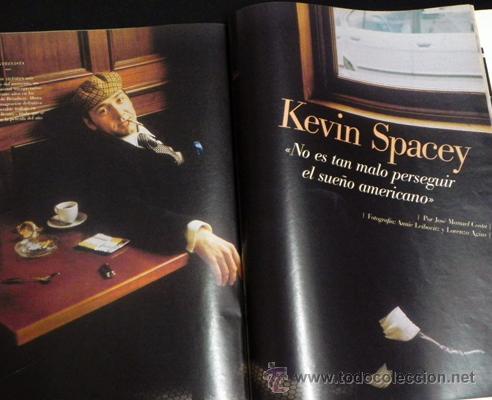 Coleccionismo de Revista Blanco y Negro: REVISTA BLANCO Y NEGRO Nº 4206 FEBRERO 2000 - NAJWA NIMRI - KEVIN SPACEY - CINE TOROS CORROCHANO - Foto 4 - 261989780