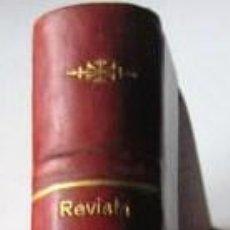 Coleccionismo de Revista Blanco y Negro: REVISTA DE MEDICINA IBYS. TOMO 1957. ENVIO CERTIFICADO GRATIS¡¡¡. Lote 27436179