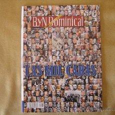 Coleccionismo de Revista Blanco y Negro: ESPECIAL FIN DE SIGLO. B/N DOMINICAL. AÑO 2000. LAS MIL CARAS. .. Lote 26305787