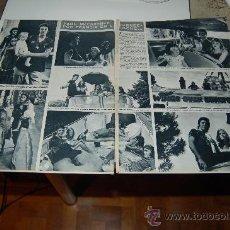 Coleccionismo de Revista Blanco y Negro: THE BEATLES: REPORTAJE GRÁFICO DE PAUL Y LINDA MCCARTNEY. 1972. Lote 26248965