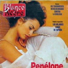 Coleccionismo de Revista Blanco y Negro: BLANCO Y NEGRO REVISTA, NOV. 2006, PENELOPE CRUZ LA DAMA DUENDE-LOS MEJORES VINOS DE ESPAÑA, UN TRAT. Lote 25803660