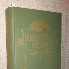 Coleccionismo de Revista Blanco y Negro: TOMO REVISTA BLANCO Y NEGRO 1961 DEL 1/07 AL 26/08, HEMINGWAY, TINTIN, FRANCO, DUQUESA DE ALBA. Lote 28036767