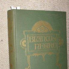 Collezionismo di Rivista Blanco y Negro: TOMO REVISTA BLANCO Y NEGRO 1959 DEL 2/05 AL 27/06, CANTABRIA, MÁLAGA, REAL MADRID, ANTONI CLAVÉ. Lote 28060652