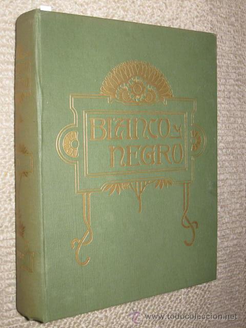 TOMO REVISTA BLANCO Y NEGRO 1958 DEL 1/11 AL 27/12, PAPA JUAN XXIII, TINTIN, CARMEN SEVILLA (Coleccionismo - Revistas y Periódicos Modernos (a partir de 1.940) - Blanco y Negro)