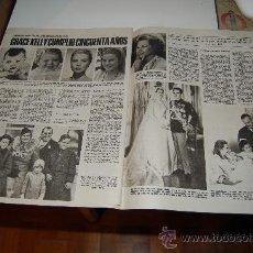 Coleccionismo de Revista Blanco y Negro: GRACE KELLY: REPORTAJE ILUSTRADO DE 1978. Lote 28283581