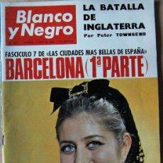 Coleccionismo de Revista Blanco y Negro: (RV198) ANTIGUA REVISTA BLANCO Y NEGRO - SEPTIEMBRE 1966. Lote 29044772