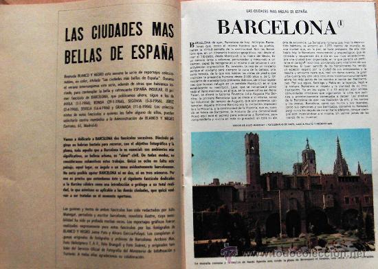 Coleccionismo de Revista Blanco y Negro: (RV198) ANTIGUA REVISTA BLANCO Y NEGRO - SEPTIEMBRE 1966 - Foto 3 - 29044772
