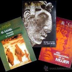 Coleccionismo de Revista Blanco y Negro: CORREO UNESCO. MARZO,ABRIL,JUNIO 1975.BARTOLOME DE LAS CASAS.SAHEL SEQUÍA.MUJER. Lote 30663195