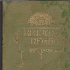Coleccionismo de Revista Blanco y Negro: BLANCO Y NEGRO. 10 EJEMPLARES DE 1961 (MARZO Y ABRIL) ENCUADERNADOS EN UN TOMO DE EDITORIAL.. Lote 31704732
