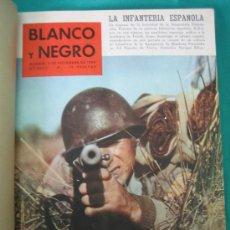 Coleccionismo de Revista Blanco y Negro: REVISTA ENCUADERNADA BLANCO Y NEGRO 1959. Lote 32108573