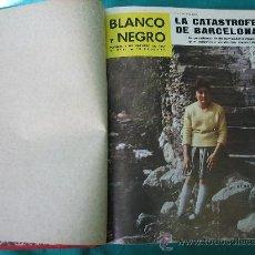 Coleccionismo de Revista Blanco y Negro: REVISTA ENCUADERNADA BLANCO Y NEGRO 1962. Lote 32108611
