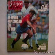 Coleccionismo de Revista Blanco y Negro: BLANCO Y NEGRO,MUNDIAL DE FUTBOL-JANE BIRKIN-ROMINA Y AL BANO-LOS ROLLING-CINE,MARY ASTOR-BERLANGA. Lote 32263561