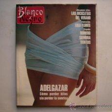 Coleccionismo de Revista Blanco y Negro: BLANCO Y NEGRO,BEATRICE DALLE-MIS INMORTALES DEL CINE,REX HARRISON-ENTREVISTA CON LOLA FLORES.. Lote 32264172