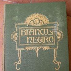Coleccionismo de Revista Blanco y Negro: TOMO REVISTAS BLANCO Y NEGRO AÑO 1958. Lote 33404095