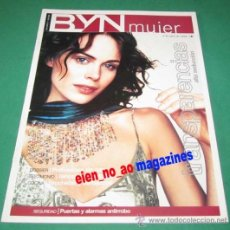 Coleccionismo de Revista Blanco y Negro: BLANCO Y NEGRO BYN MUJER 2/7/1990 ~ VERONICA BLUME~NIEVES ALVAREZ~MODA. Lote 33494235