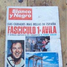 Coleccionismo de Revista Blanco y Negro: BLANCO Y NEGRO - Nº 2800 - 1 ENERO DE 1966. Lote 33920508