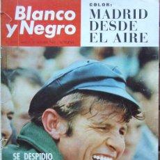 Coleccionismo de Revista Blanco y Negro: EL CORDOBES – CLAUDIA CARDINALE - REVISTA BLANCO Y NEGRO 2791 OCTUBRE 1965. Lote 33973955
