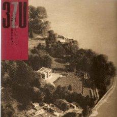Coleccionismo de Revista Blanco y Negro: 3ZU REVISTA D´ARQUITECTURA, NÚMERO 1 OCTUBRE 1993 DEDICADO A GINEBRA 1927. Lote 34564395