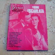 Coleccionismo de Revista Blanco y Negro: BLANCO Y NEGRO Nº 3772, FIEBRE ESCARLATA, ANGELA LANSBURI, ISABELLA ROSSELLINI. Lote 35246053