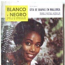 Coleccionismo de Revista Blanco y Negro: JOSELITO SOFIA LOREN MARIA TERESA HOUPHOUET-BOIGNY COSTA DE MARFIL REVISTA BLANCO Y NEGRO 2650 1963. Lote 35410733