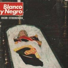 Coleccionismo de Revista Blanco y Negro: BLANCO Y NEGRO Nº 3316, DE 22 DE NOVIEMBRE DE 1975. Lote 36330272