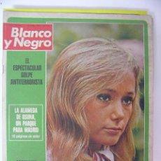 Colecionismo de Revistas Preto e Branco: REVISTA BLANCO Y NEGRO,GOLPE ANTITERRORISTA,IVONE SENTIS,5 OCTUBRE 1974,,REF REVISTA BS1. Lote 36778246