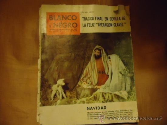 1961 - BLANCO Y NEGRO REVISTA - N 2590 (Coleccionismo - Revistas y Periódicos Modernos (a partir de 1.940) - Blanco y Negro)