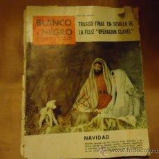 Coleccionismo de Revista Blanco y Negro: 1961 - BLANCO Y NEGRO REVISTA - N 2590. Lote 37043606