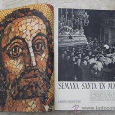 Coleccionismo de Revista Blanco y Negro: REVISTA MUNDO HISPANICO 1954-1958. Lote 37121093