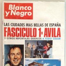 Coleccionismo de Revista Blanco y Negro: REVISTA BLANCO Y NEGRO Nº2800 1 ENERO 1966. Lote 37425378