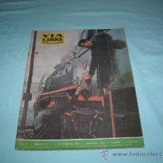 Coleccionismo de Revista Blanco y Negro: REVISTA VIA LIBRE,AÑO 1966. Lote 37523548