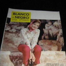 Coleccionismo de Revista Blanco y Negro: BLANCO Y NEGRO - Nº 2495 - 20 FEBRERO DE 1960 - CRISTINA KAUFMANN - VENTA LOS GATOS SEVILLA . Lote 37548551
