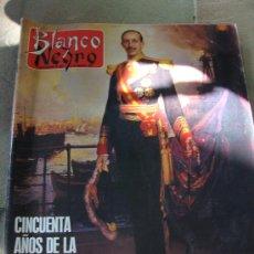 Coleccionismo de Revista Blanco y Negro: REVISTA BLANCO Y NEGRO 1991 ALFONSO XIII. Lote 45157355