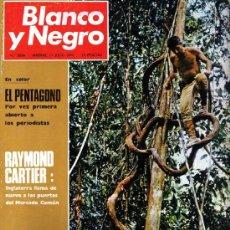 Coleccionismo de Revista Blanco y Negro: REVISTA BLANCO Y NEGRO - JULIO 1970 - EL PRIMER TAPIZ DE PICASSO. Lote 39068993