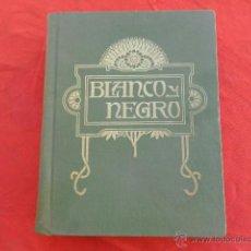Coleccionismo de Revista Blanco y Negro: LIBRO BLANCO Y NEGRO JULIO-AGOSTO 1959 BN-1. Lote 39516518
