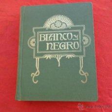 Coleccionismo de Revista Blanco y Negro: LIBRO BLANCO Y NEGRO SEPTIEMBRE-OCTUBRE BN-7. Lote 39517359