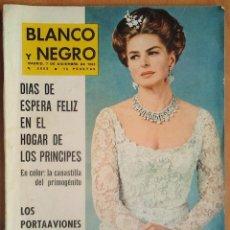 Coleccionismo de Revista Blanco y Negro: BLANCO Y NEGRO-Nº2692-7/12/1963-DON CARLOS Y DOÑA SOFIA-LYMDON B. JOHNSON. Lote 39930844
