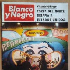 Coleccionismo de Revista Blanco y Negro: BLANCO Y NEGRO-Nº2909-3/2/1968-SAN SEBASTIAN-DON JUAN CARLOS. Lote 39947390