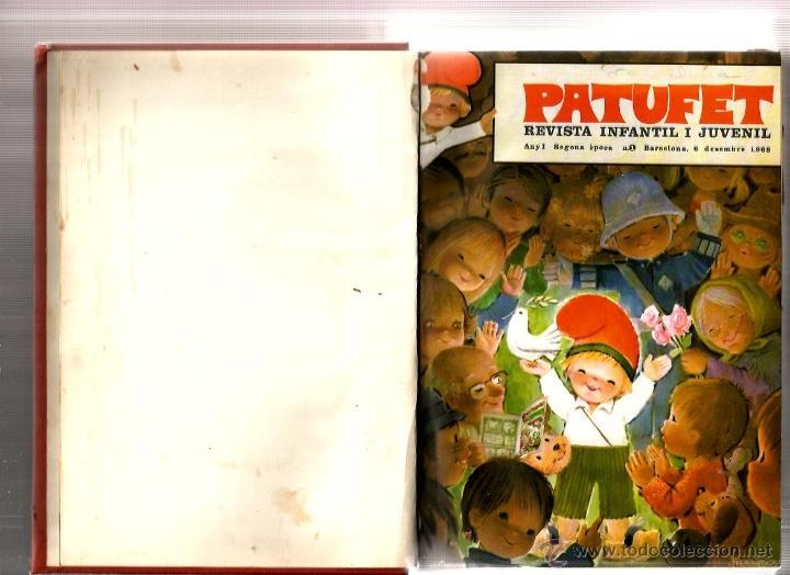 Coleccionismo de Revista Blanco y Negro: TOMO ENCUADERNAT PATUFET ( SEGONA EPOCA, 1968-69) - Foto 2 - 40269771