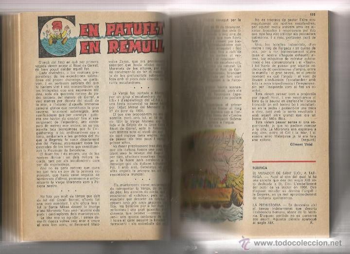 Coleccionismo de Revista Blanco y Negro: TOMO ENCUADERNAT PATUFET ( SEGONA EPOCA, 1968-69) - Foto 3 - 40269771